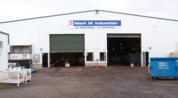 Mark M. Industrial Factory - External